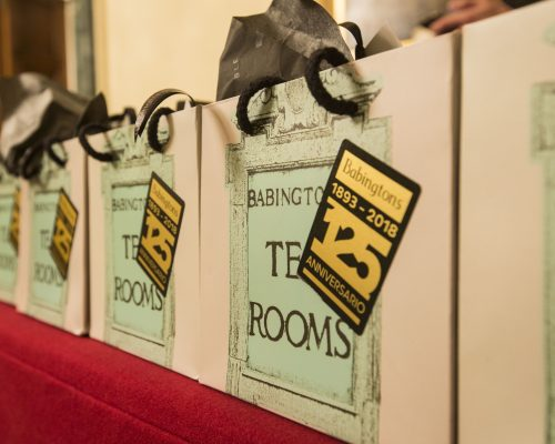 Designing A 125th Birthday Party For Babingtons